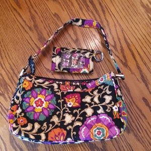 Vera Bradley Bags - Vera Bradley Purse & Id coin purse